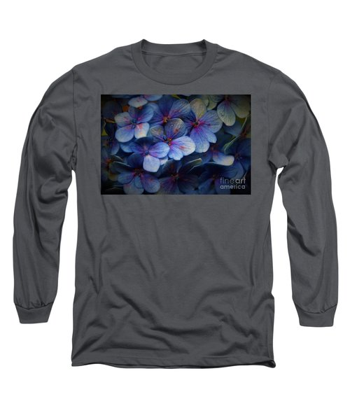 Hydrangea Long Sleeve T-Shirt
