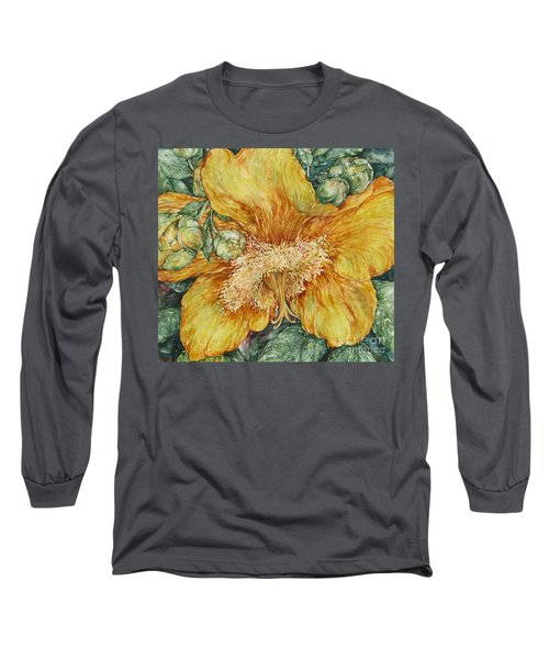 Hypericum Plant Long Sleeve T-Shirt