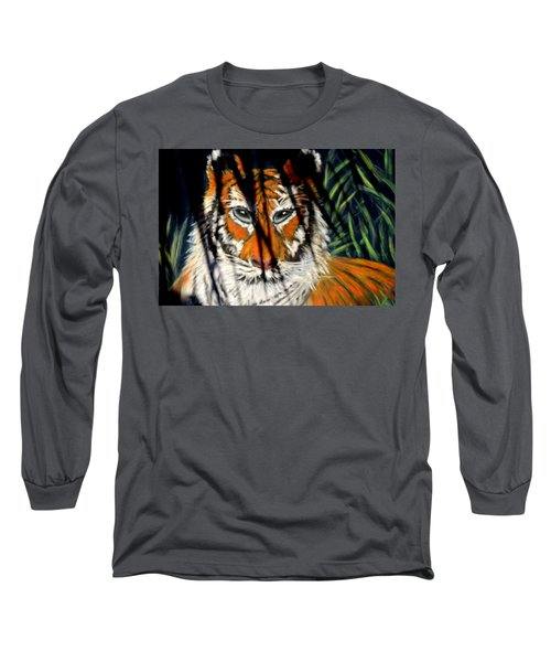 I A M  4 Long Sleeve T-Shirt by Antonia Citrino