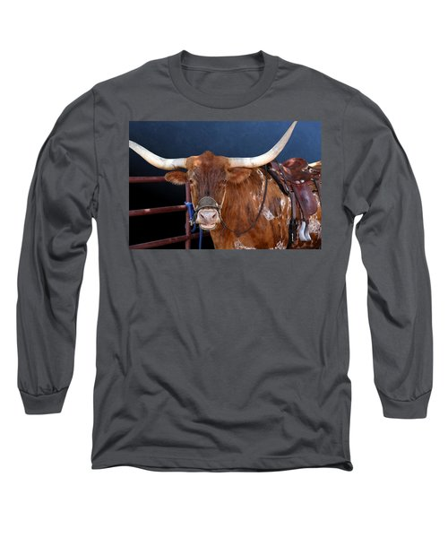 I Ain't A Danged Horse. Long Sleeve T-Shirt