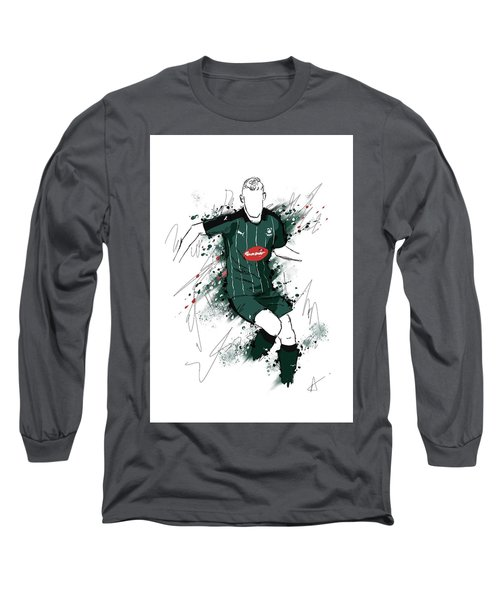 I Am Green And Black Long Sleeve T-Shirt