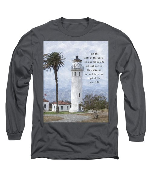 I Am The Light Of The World Long Sleeve T-Shirt
