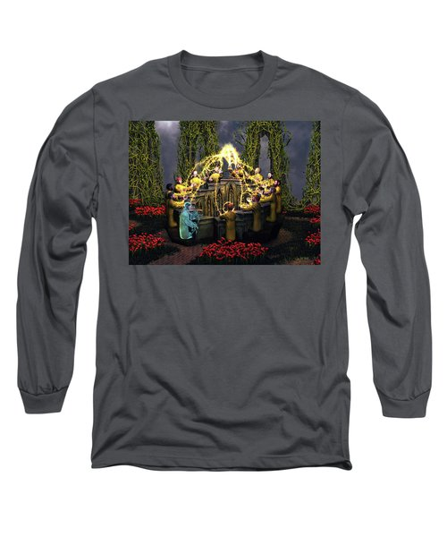 I Am The Vine - You Are The Branches Long Sleeve T-Shirt