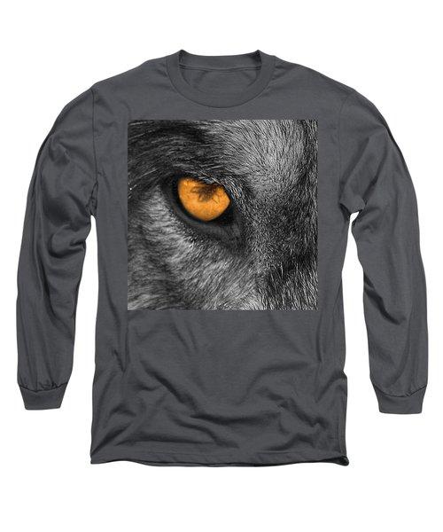 I Am Wolf Long Sleeve T-Shirt