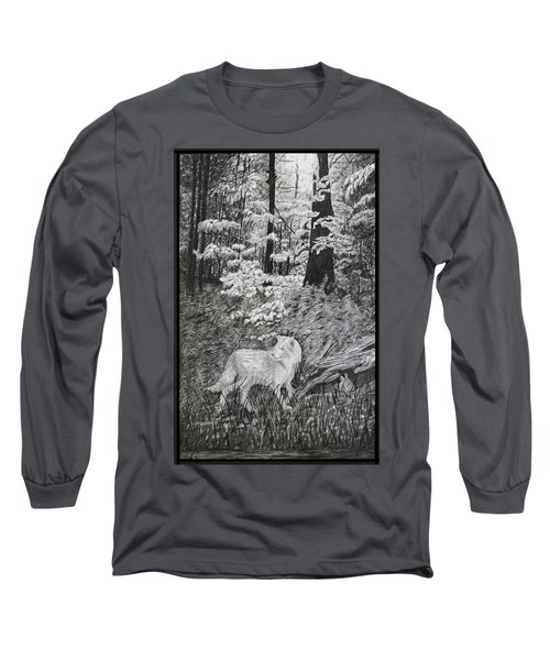 I Can't Find The Rabbit Long Sleeve T-Shirt