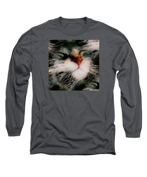 I Can't Make You Love Me Long Sleeve T-Shirt by Paul Lovering