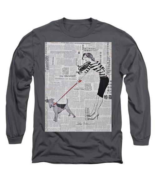 I Count You Twice Long Sleeve T-Shirt