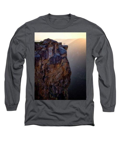 I Do Long Sleeve T-Shirt by Nicki Frates