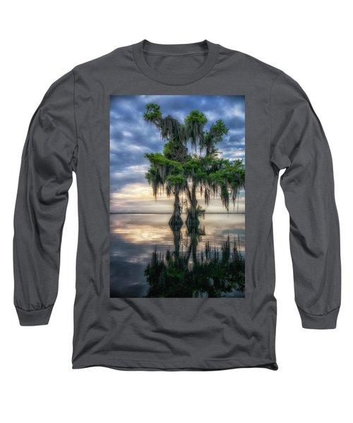 I Dreamed Of Cypress Long Sleeve T-Shirt