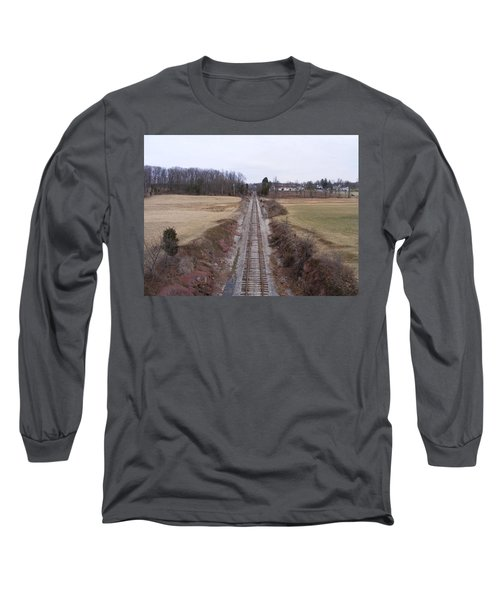 I Hear That Train A Comin' Long Sleeve T-Shirt