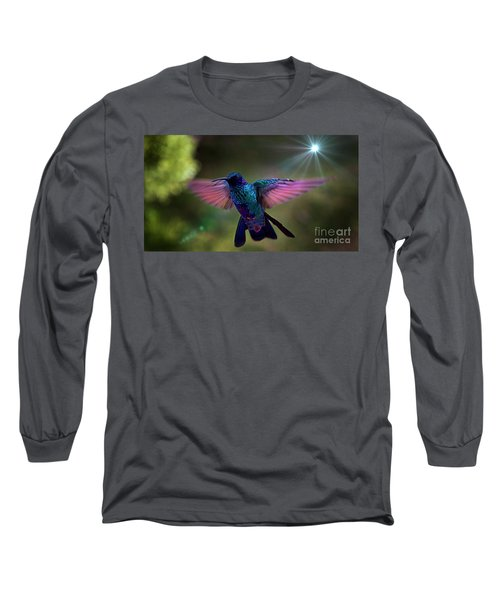 Long Sleeve T-Shirt featuring the photograph I Love Tom Thumb by Al Bourassa