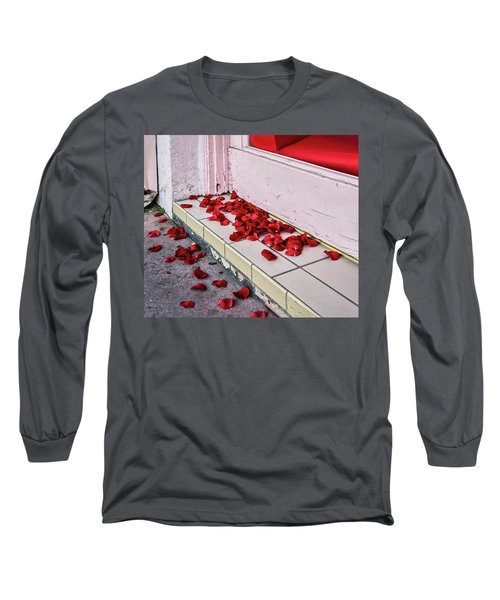 I Poured Out My Heart Long Sleeve T-Shirt