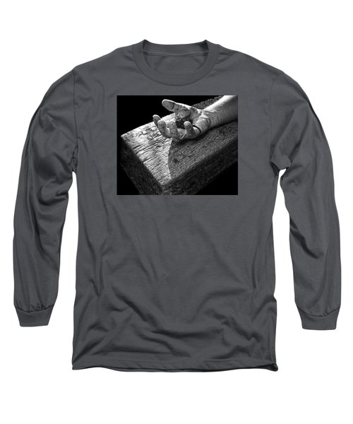 I Reached Out To You Long Sleeve T-Shirt