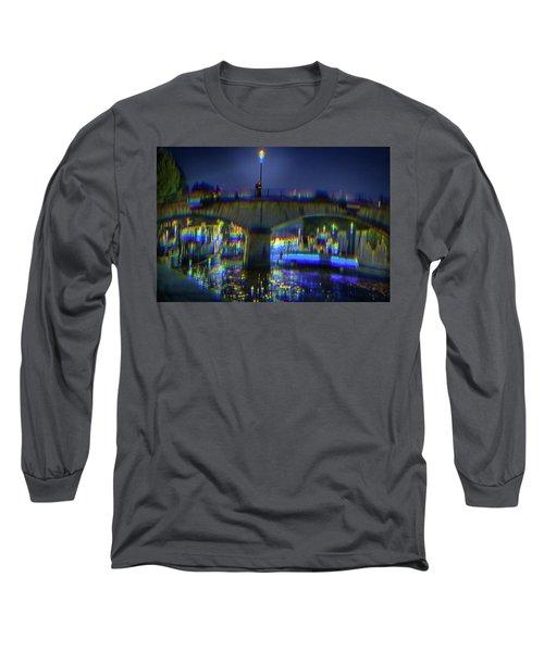 I Remember Paris Long Sleeve T-Shirt