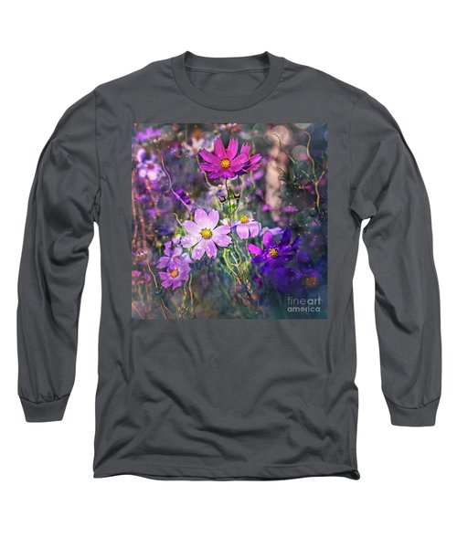 I Say A Little Prayer Long Sleeve T-Shirt by Agnieszka Mlicka