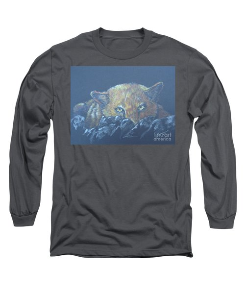 I See You Long Sleeve T-Shirt by Laurianna Taylor