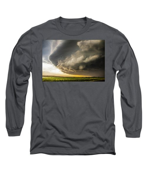 I Was Not Even Going To Chase This Day 021 Long Sleeve T-Shirt