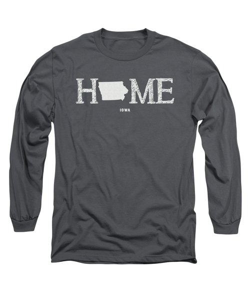 Ia Home Long Sleeve T-Shirt by Nancy Ingersoll