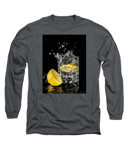 Ice And A Slice Long Sleeve T-Shirt