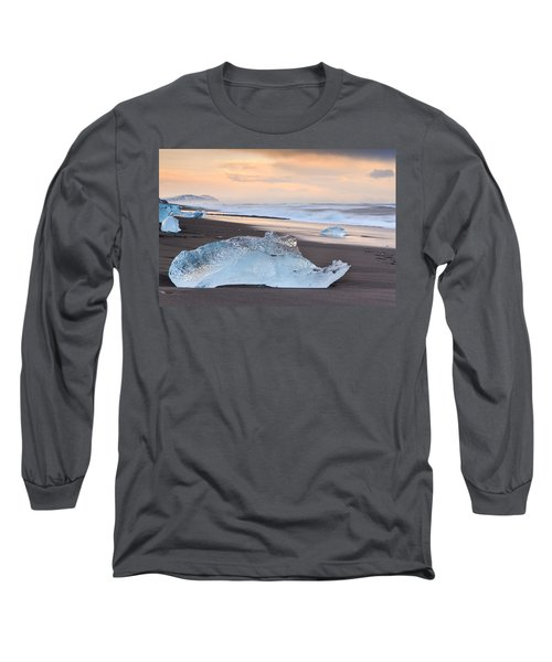 Ice Beach Long Sleeve T-Shirt