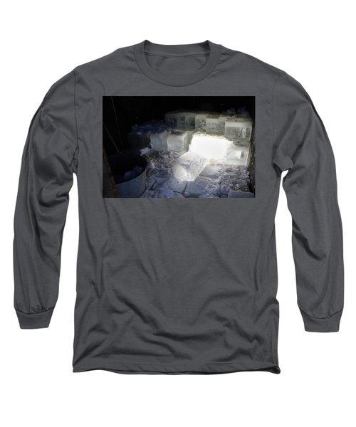 Ice Blocks In House Long Sleeve T-Shirt