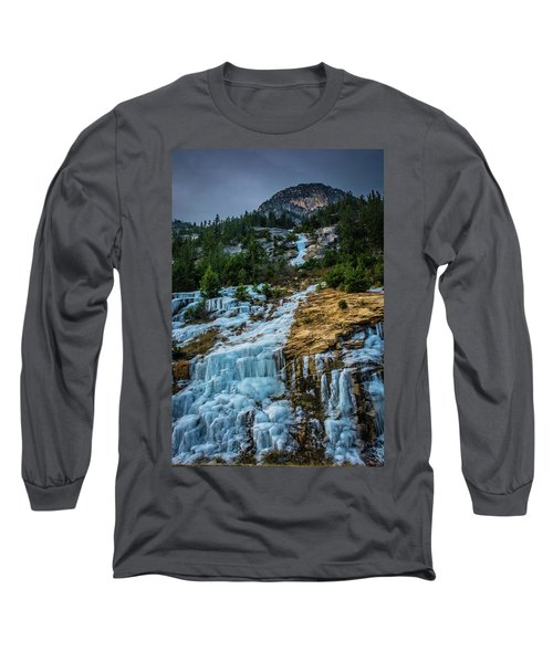 Ice Fall Long Sleeve T-Shirt