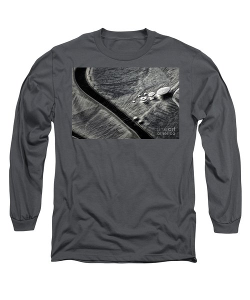 Ice Patterns I Long Sleeve T-Shirt