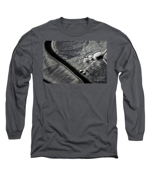 Ice Patterns I Long Sleeve T-Shirt