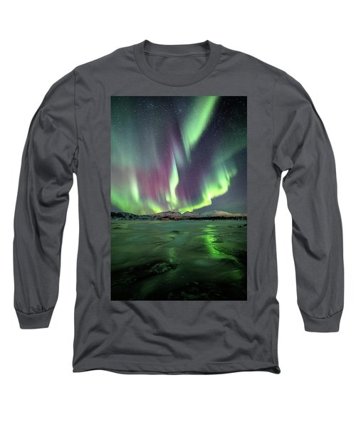 Ice Reflection II Long Sleeve T-Shirt