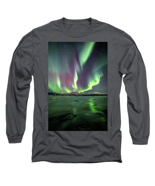 Ice Reflection II Long Sleeve T-Shirt