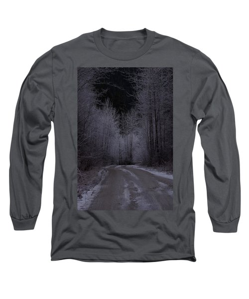 Ice Road Long Sleeve T-Shirt