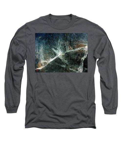 Ice Winter Denmark Long Sleeve T-Shirt by Colette V Hera Guggenheim