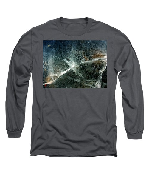 Ice Winter Denmark Long Sleeve T-Shirt