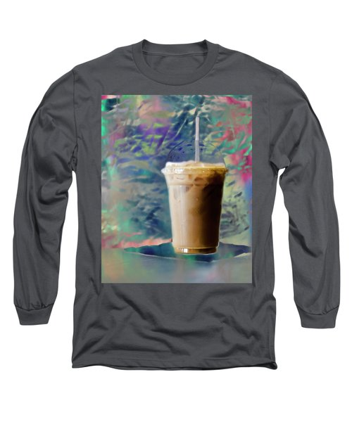 Iced Coffee 3 Long Sleeve T-Shirt