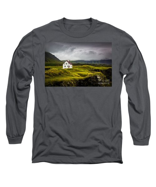 Iceland Scene Long Sleeve T-Shirt