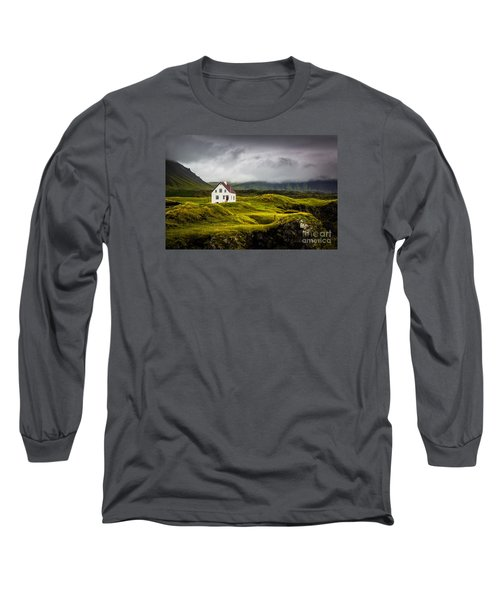 Iceland Scene Long Sleeve T-Shirt