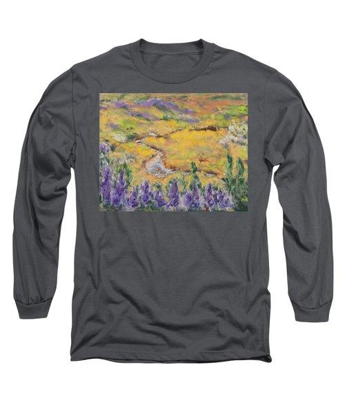 Icelandic Adventure Long Sleeve T-Shirt