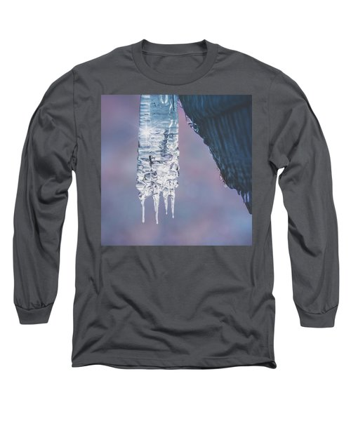 Long Sleeve T-Shirt featuring the photograph Icy Beauty by Ari Salmela