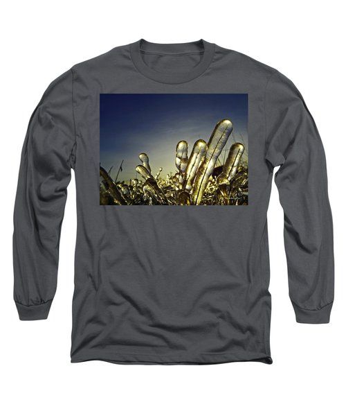 Icy Lawn Long Sleeve T-Shirt