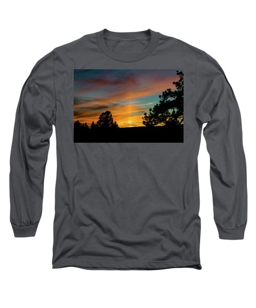 Icy Pillar Long Sleeve T-Shirt