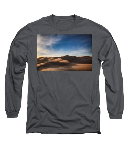 Long Sleeve T-Shirt featuring the photograph I'd Walk A Thousand Miles by Laurie Search