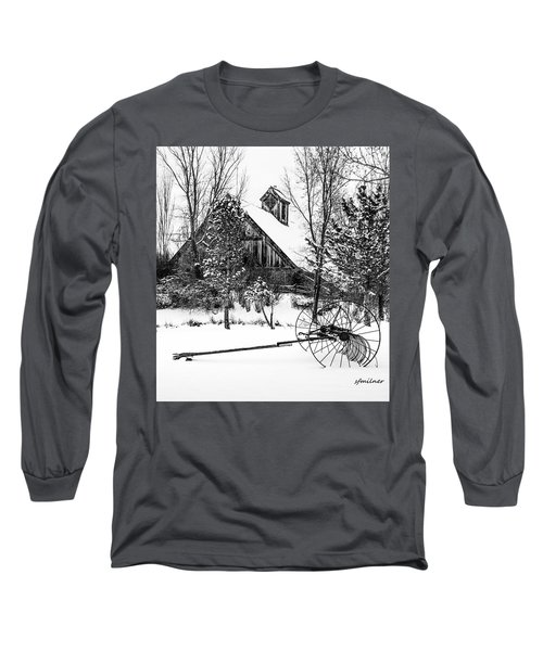 Idle Time - Waiting For Spring Long Sleeve T-Shirt