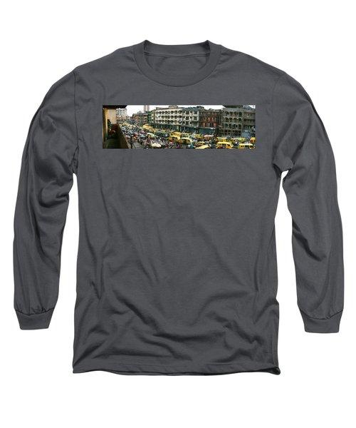 Idumota, Lagos Long Sleeve T-Shirt