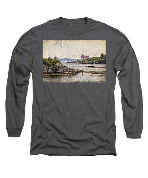 Idyllic Summer Days Long Sleeve T-Shirt