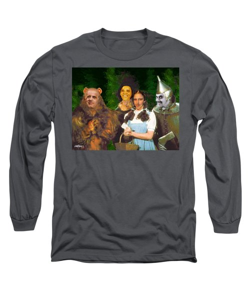 If I Only Had A Brain Long Sleeve T-Shirt
