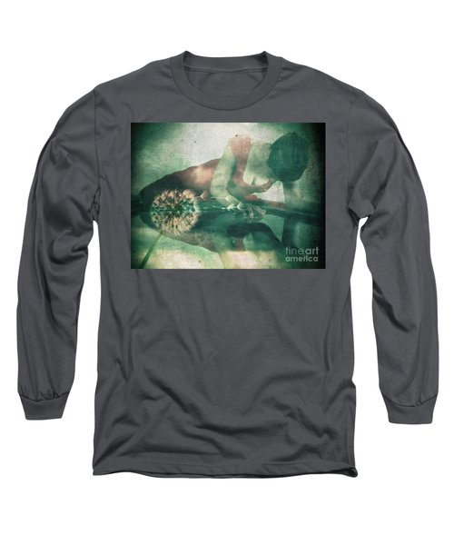 If Only I Wish Long Sleeve T-Shirt by Jessica Shelton