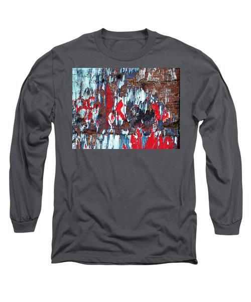 If Walls Could Talk Long Sleeve T-Shirt