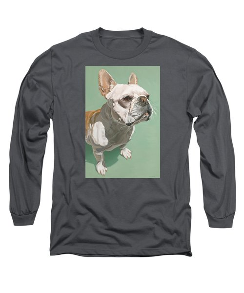 Ignatius Long Sleeve T-Shirt by Nathan Rhoads