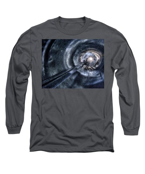 Long Sleeve T-Shirt featuring the photograph Ignition by Mark Fuller
