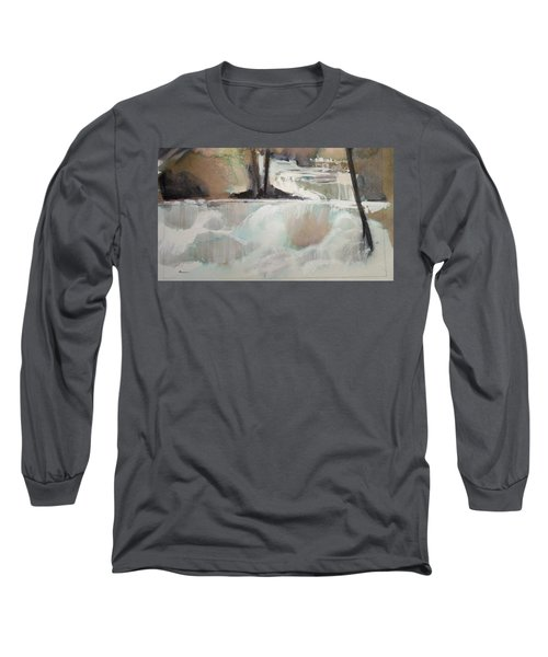 Iguacu Falls  Long Sleeve T-Shirt